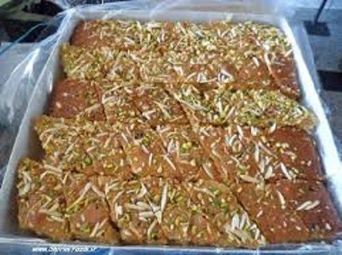 کیک برشی یزدی